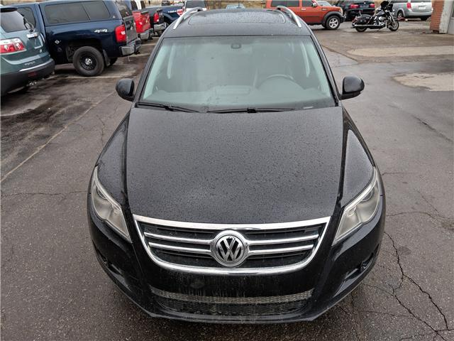 2009 Volkswagen Tiguan 2.0T Highline (Stk: ) in Cobourg - Image 1 of 11