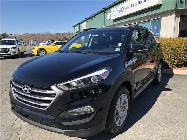2018 Hyundai Tucson SE 2.0L (Stk: 10321) in Lower Sackville - Image 1 of 22