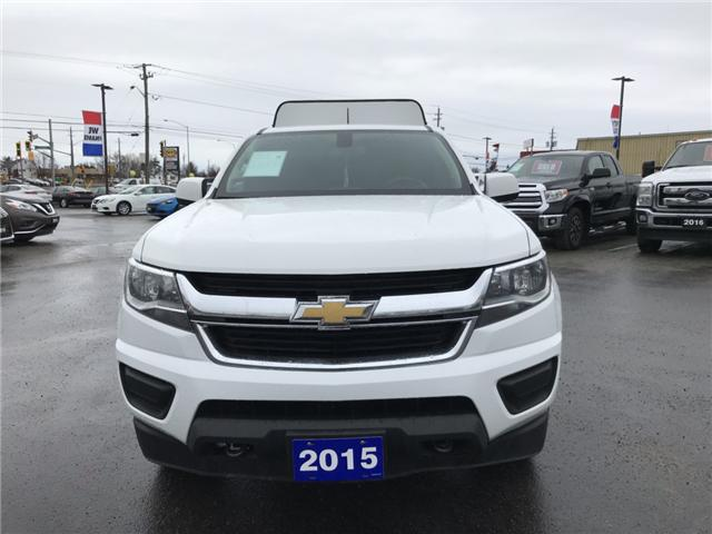 2015 Chevrolet Colorado LT (Stk: 19166) in Sudbury - Image 1 of 10