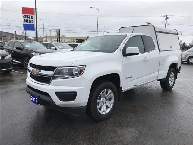 2015 Chevrolet Colorado LT (Stk: 19166) in Sudbury - Image 2 of 10