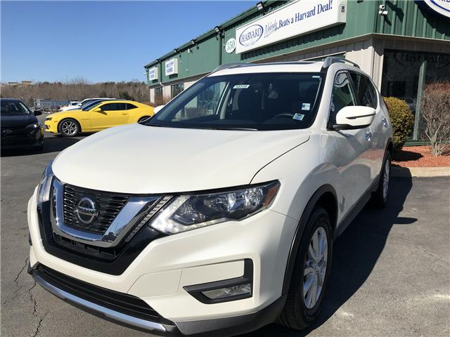 2018 Nissan Rogue SV (Stk: 10319) in Lower Sackville - Image 1 of 20