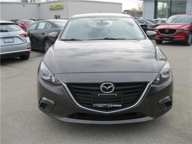 2014 Mazda Mazda3 GX-SKY (Stk: 19051A) in Stratford - Image 2 of 12