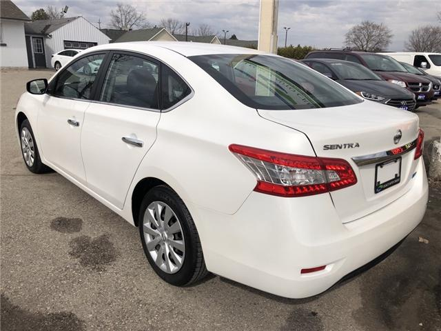 2015 Nissan Sentra 1.8 S (Stk: L9034A) in Waterloo - Image 3 of 17