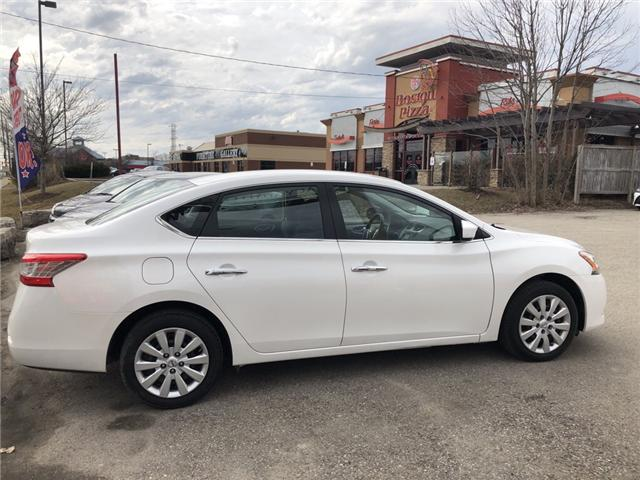 2015 Nissan Sentra 1.8 S (Stk: L9034A) in Waterloo - Image 6 of 17