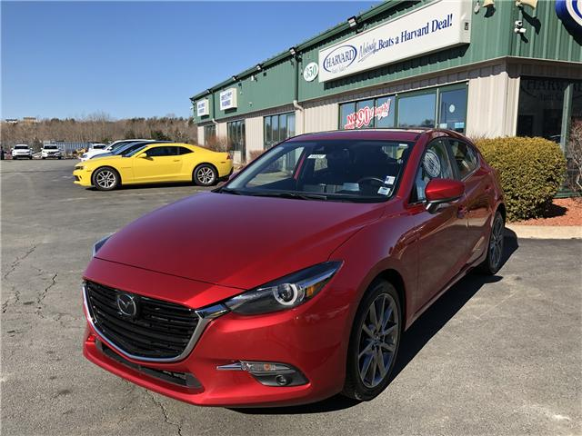 2018 Mazda Mazda3 Sport GT (Stk: 10327) in Lower Sackville - Image 1 of 22
