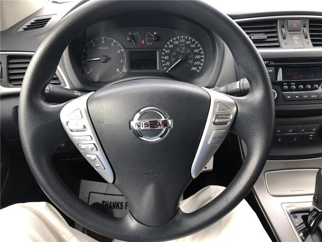 2015 Nissan Sentra 1.8 S (Stk: L9034A) in Waterloo - Image 14 of 17