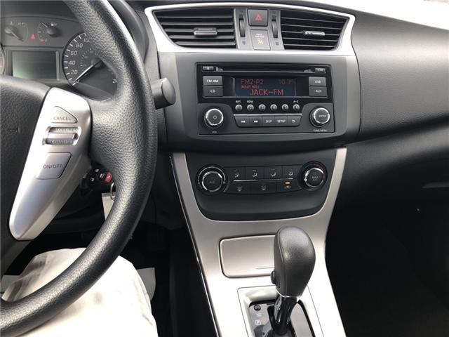 2015 Nissan Sentra 1.8 S (Stk: L9034A) in Waterloo - Image 16 of 17