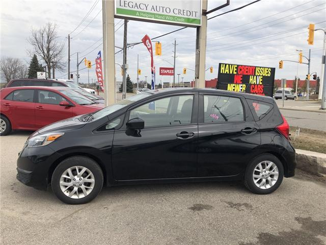 2017 Nissan Versa Note 1.6 SV (Stk: L9048) in Waterloo - Image 2 of 18