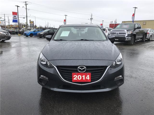 2014 Mazda Mazda3 GS-SKY (Stk: 19183) in Sudbury - Image 1 of 10