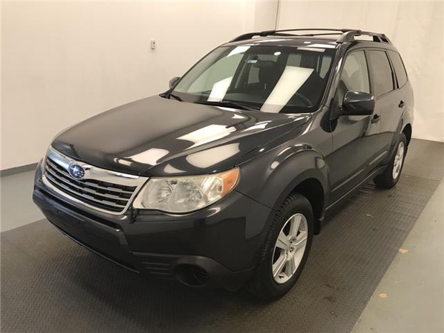 2010 Subaru Forester PZEV Outdoor Package (Stk: 102937) in Lethbridge - Image 1 of 25