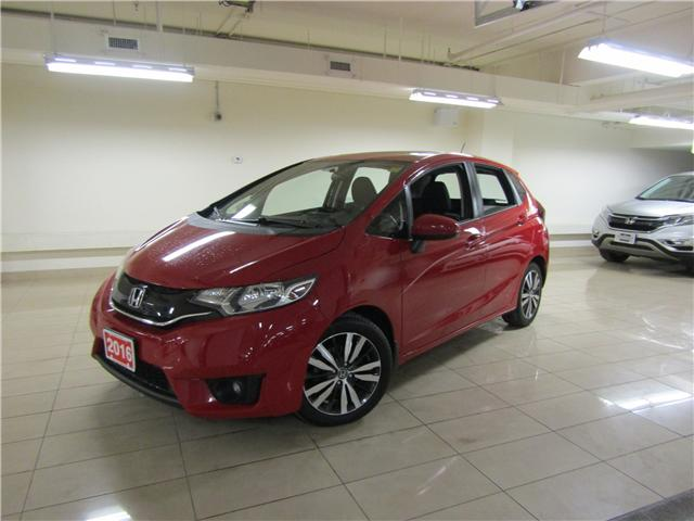 2016 Honda Fit EX (Stk: F19606A) in Toronto - Image 1 of 23