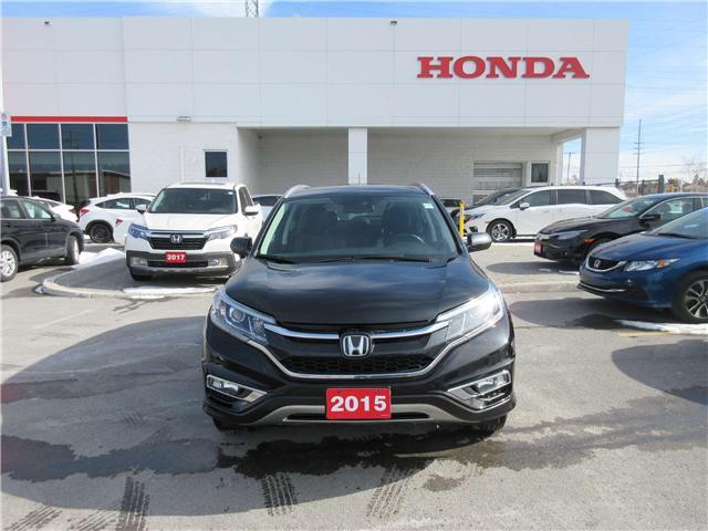 2015 Honda CR-V Touring (Stk: VA3406) in Ottawa - Image 2 of 11