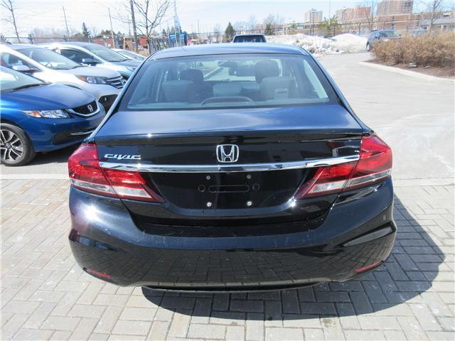 2014 Honda Civic EX (Stk: 26741A) in Ottawa - Image 2 of 10