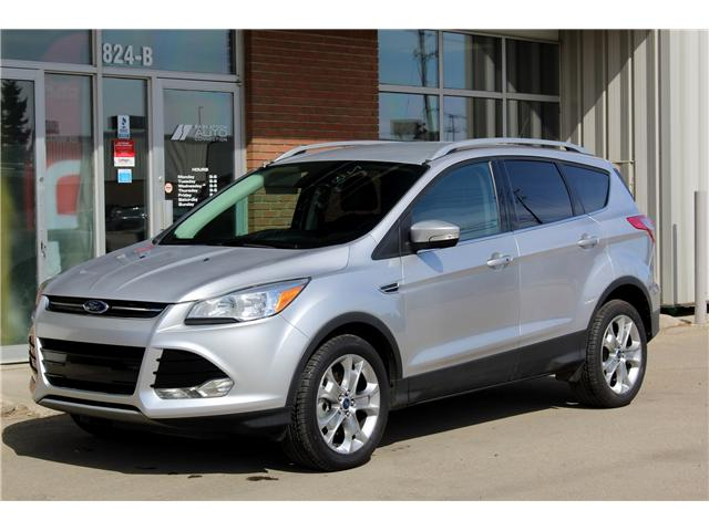 2014 Ford Escape Titanium (Stk: A25034) in Saskatoon - Image 1 of 21