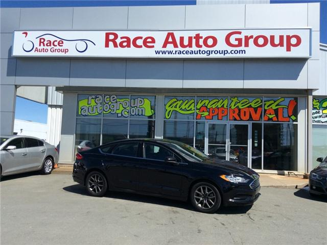2018 Ford Fusion SE (Stk: 16499) in Dartmouth - Image 1 of 20