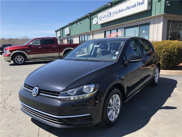 2018 Volkswagen Golf 1.8 TSI Trendline (Stk: 10308) in Lower Sackville - Image 1 of 17