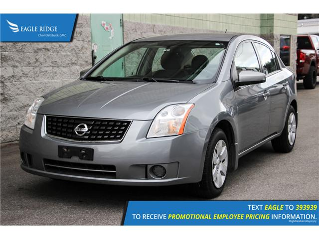 2008 Nissan Sentra 2.0 (Stk: 089265) in Coquitlam - Image 1 of 5