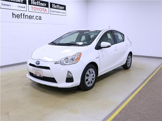 2014 Toyota Prius C Base (Stk: 195235) in Kitchener - Image 1 of 27