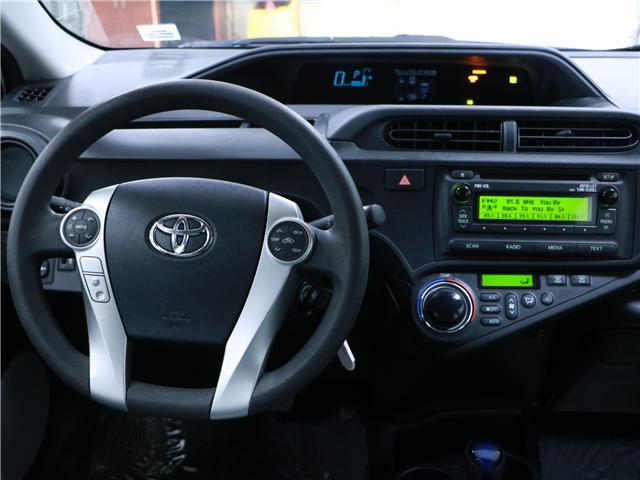2014 Toyota Prius C Base (Stk: 195235) in Kitchener - Image 7 of 27
