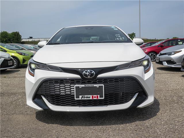 2019 Toyota Corolla Hatchback Base (Stk: 92036) in Waterloo - Image 2 of 18