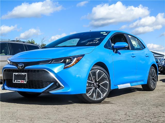 2019 Toyota Corolla Hatchback Base (Stk: 92096) in Waterloo - Image 1 of 17