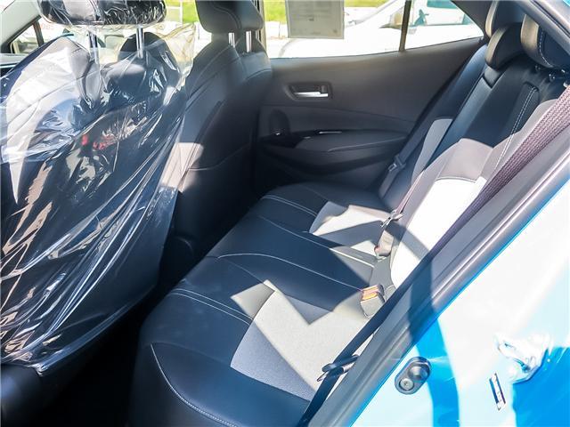 2019 Toyota Corolla Hatchback Base (Stk: 92096) in Waterloo - Image 9 of 17