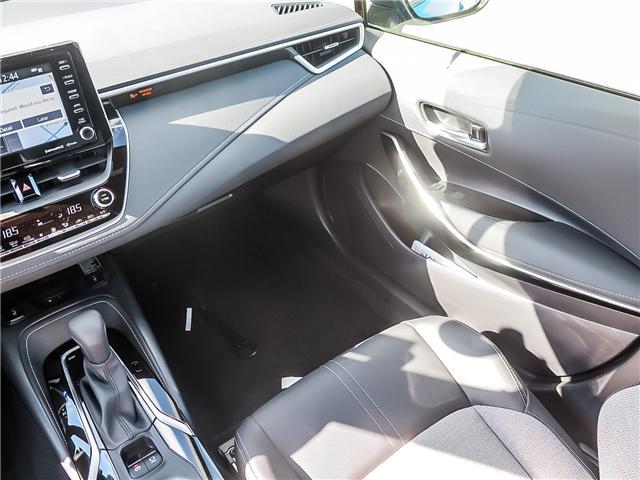 2019 Toyota Corolla Hatchback Base (Stk: 92096) in Waterloo - Image 12 of 17