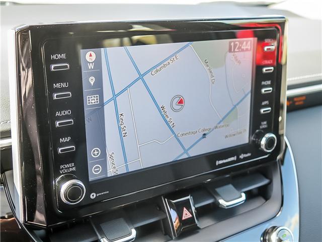 2019 Toyota Corolla Hatchback Base (Stk: 92096) in Waterloo - Image 16 of 17