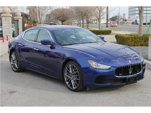 2017 Maserati Ghibli S Q4 (Stk: 16744) in Toronto - Image 3 of 27