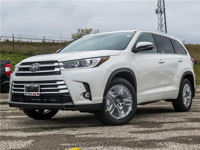 Toyota Highlander Limited >> 2019 Toyota Highlander Limited At 54270 For Sale In