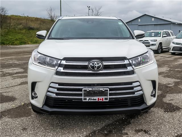 2019 Toyota Highlander Limited (Stk: 95035) in Waterloo - Image 2 of 20