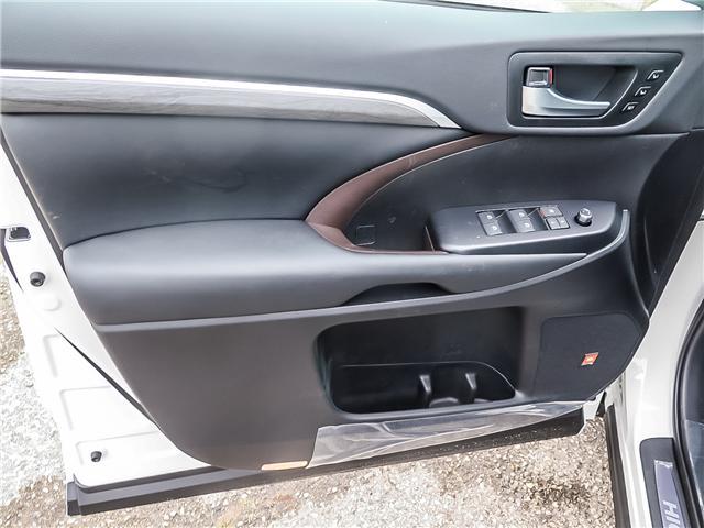 2019 Toyota Highlander Limited (Stk: 95035) in Waterloo - Image 8 of 20