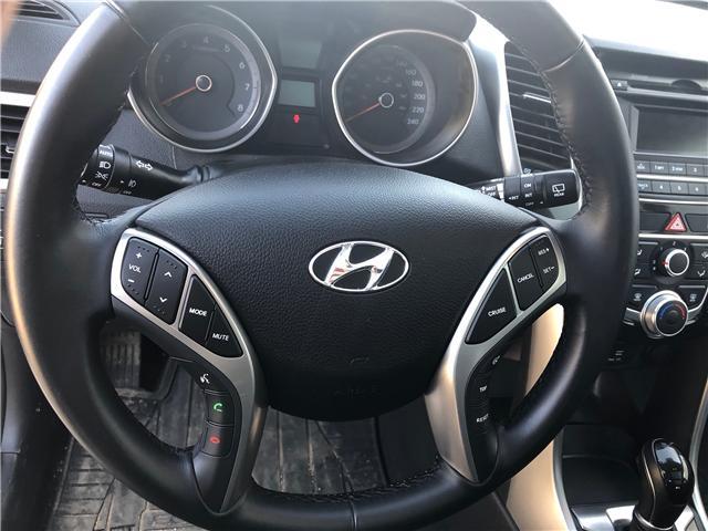2016 Hyundai Elantra GT GL (Stk: D1303) in Regina - Image 12 of 22