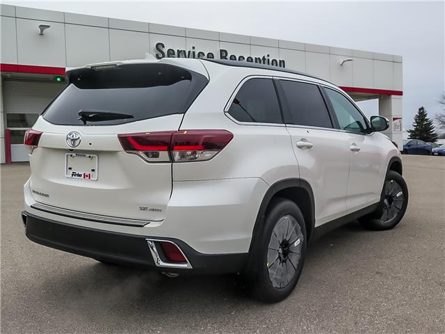 2019 Toyota Highlander XLE (Stk: 95079) in Waterloo - Image 5 of 20
