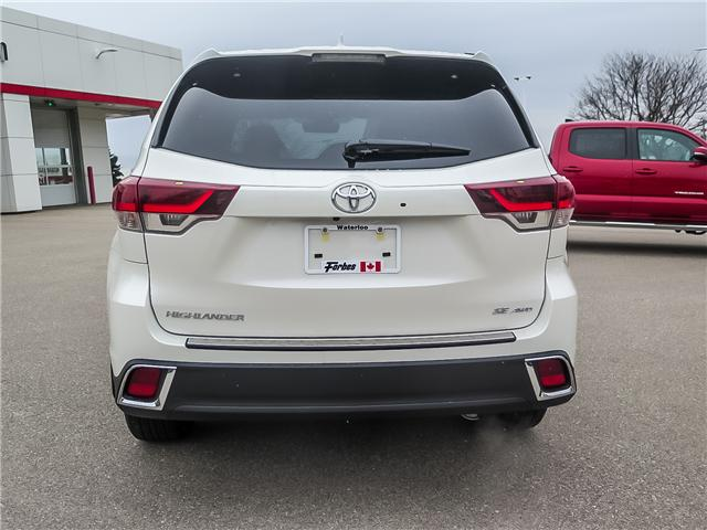 2019 Toyota Highlander XLE (Stk: 95079) in Waterloo - Image 6 of 20