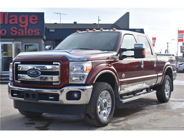 2015 Ford F-350 Lariat (Stk: p36383) in Saskatoon - Image 2 of 24
