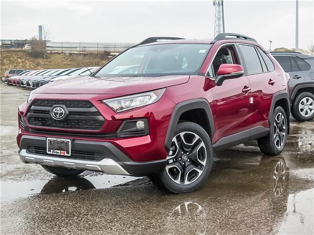 2019 Toyota RAV4 Trail (Stk: 95120) in Waterloo - Image 1 of 20