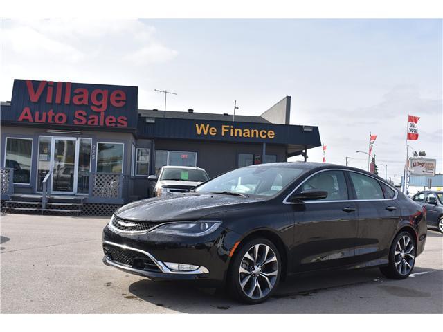 2015 Chrysler 200 C (Stk: p36359) in Saskatoon - Image 1 of 26