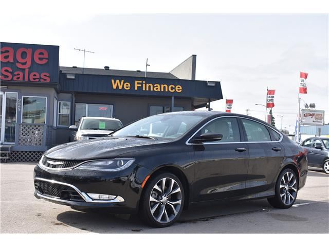 2015 Chrysler 200 C (Stk: p36359) in Saskatoon - Image 2 of 26