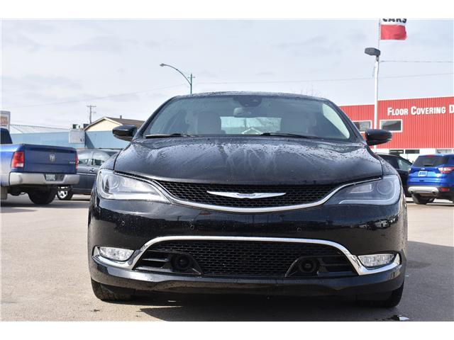 2015 Chrysler 200 C (Stk: p36359) in Saskatoon - Image 3 of 26