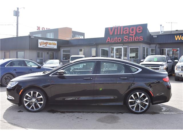 2015 Chrysler 200 C (Stk: p36359) in Saskatoon - Image 10 of 26