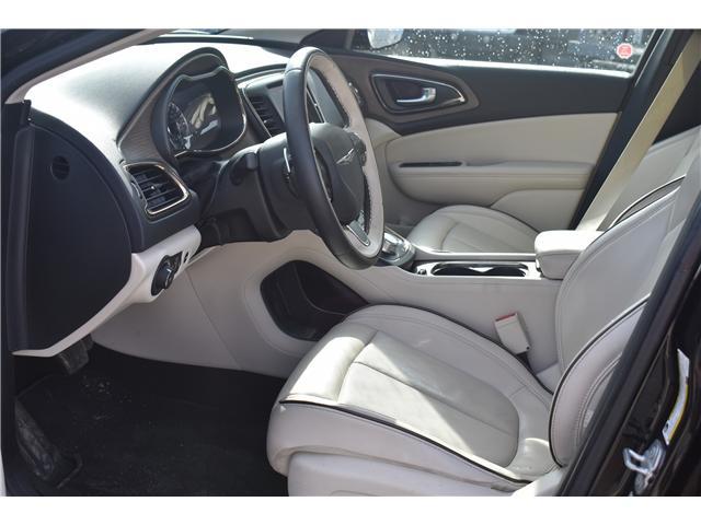 2015 Chrysler 200 C (Stk: p36359) in Saskatoon - Image 11 of 26