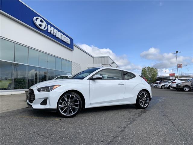 2019 Hyundai Veloster 2.0 GL (Stk: H19-0063P) in Chilliwack - Image 1 of 13