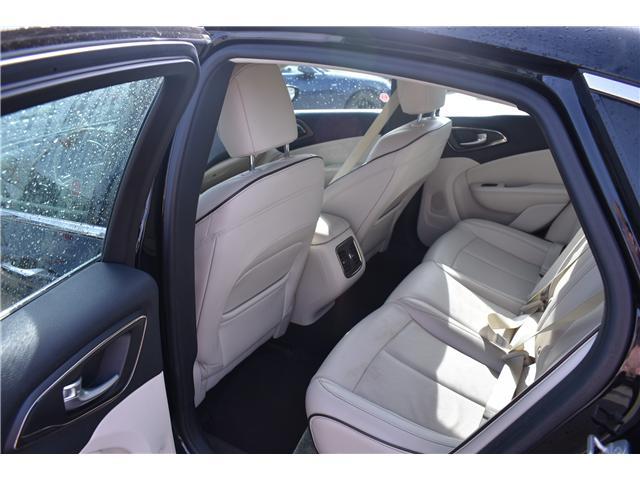 2015 Chrysler 200 C (Stk: p36359) in Saskatoon - Image 25 of 26