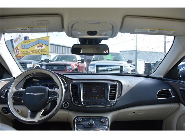 2015 Chrysler 200 C (Stk: p36359) in Saskatoon - Image 12 of 26