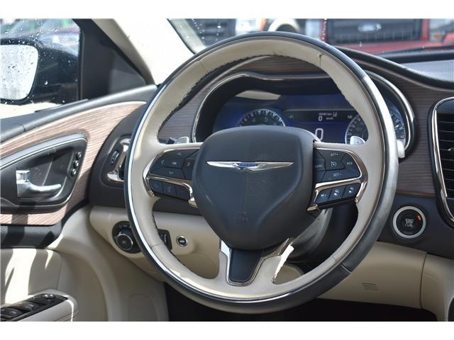 2015 Chrysler 200 C (Stk: p36359) in Saskatoon - Image 13 of 26