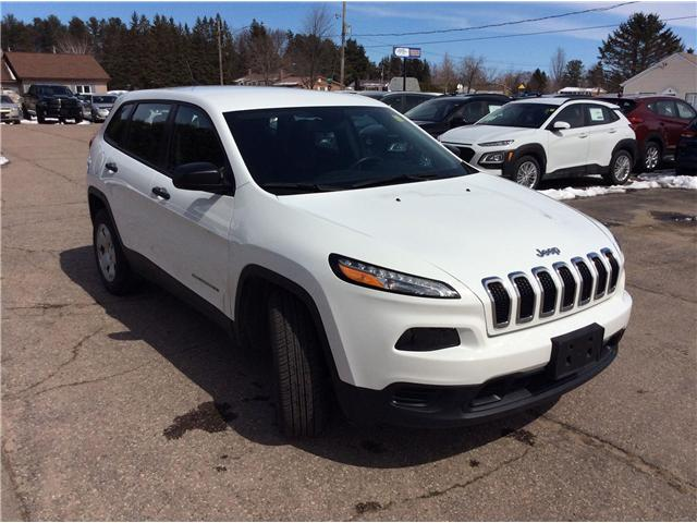2016 Jeep Cherokee Sport (Stk: 19314A) in Pembroke - Image 2 of 13