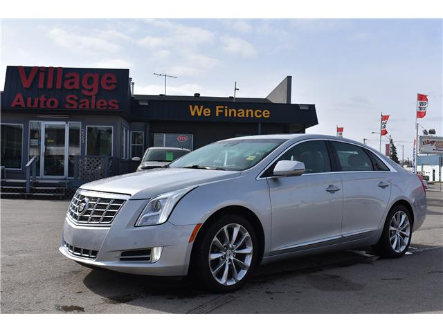 2013 Cadillac XTS Luxury Collection (Stk: p36254) in Saskatoon - Image 1 of 24