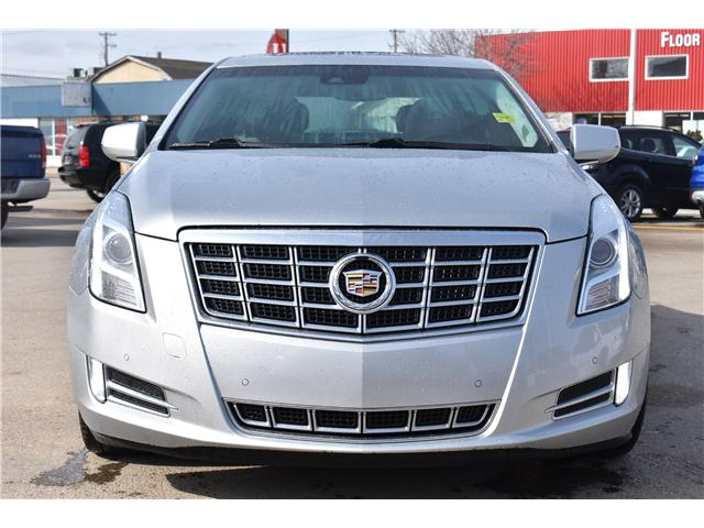 2013 Cadillac XTS Luxury Collection (Stk: p36254) in Saskatoon - Image 2 of 24