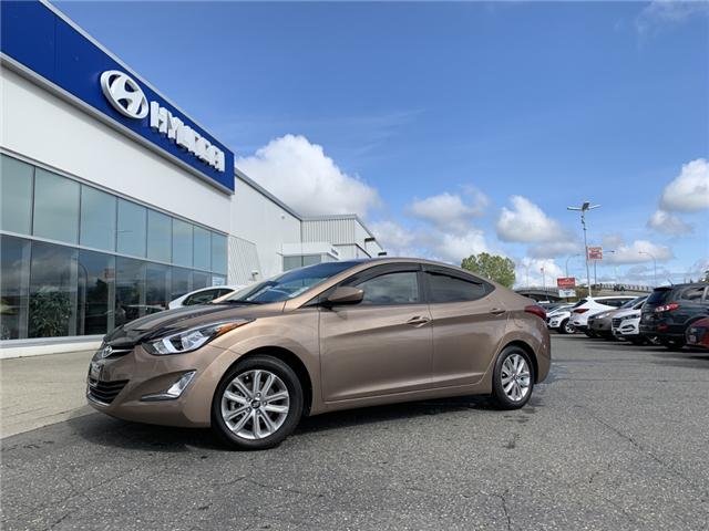 2016 Hyundai Elantra  (Stk: H99-9832A) in Chilliwack - Image 1 of 12